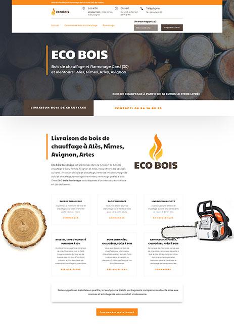 Eco Bois ramonage à Alès